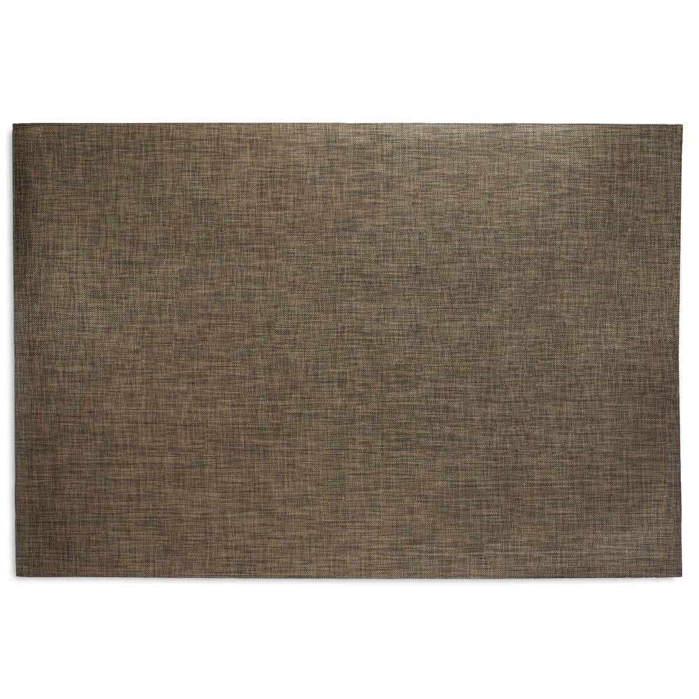Chilewich Basketweave Floor Mat, Earth