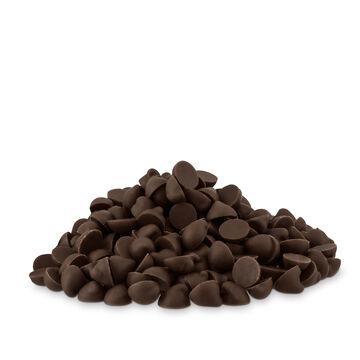 Valrhona Dark Chocolate Chips, 60% Cacao, 12 oz.