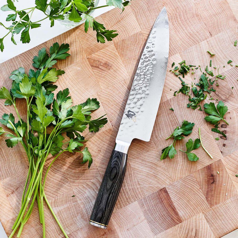"""Shun Premier Grey Chef's Knife, 8"""""""
