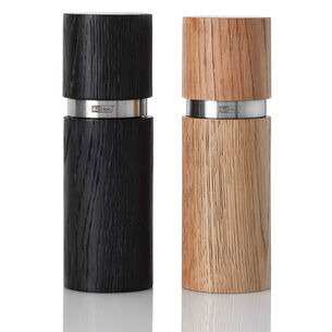 AdHoc Textura Salt and Pepper Mill Set