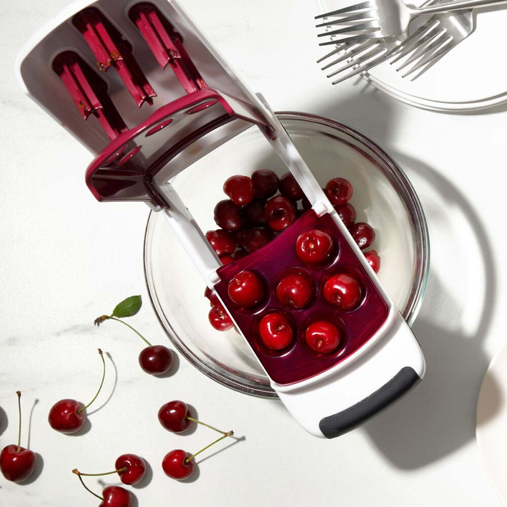 OXO Good Grips Quick Release Multi-Cherry Pitter