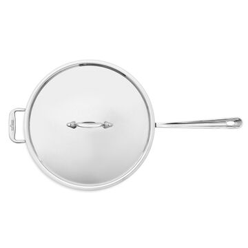 All-Clad d3 Stainless Steel Weeknight Pan