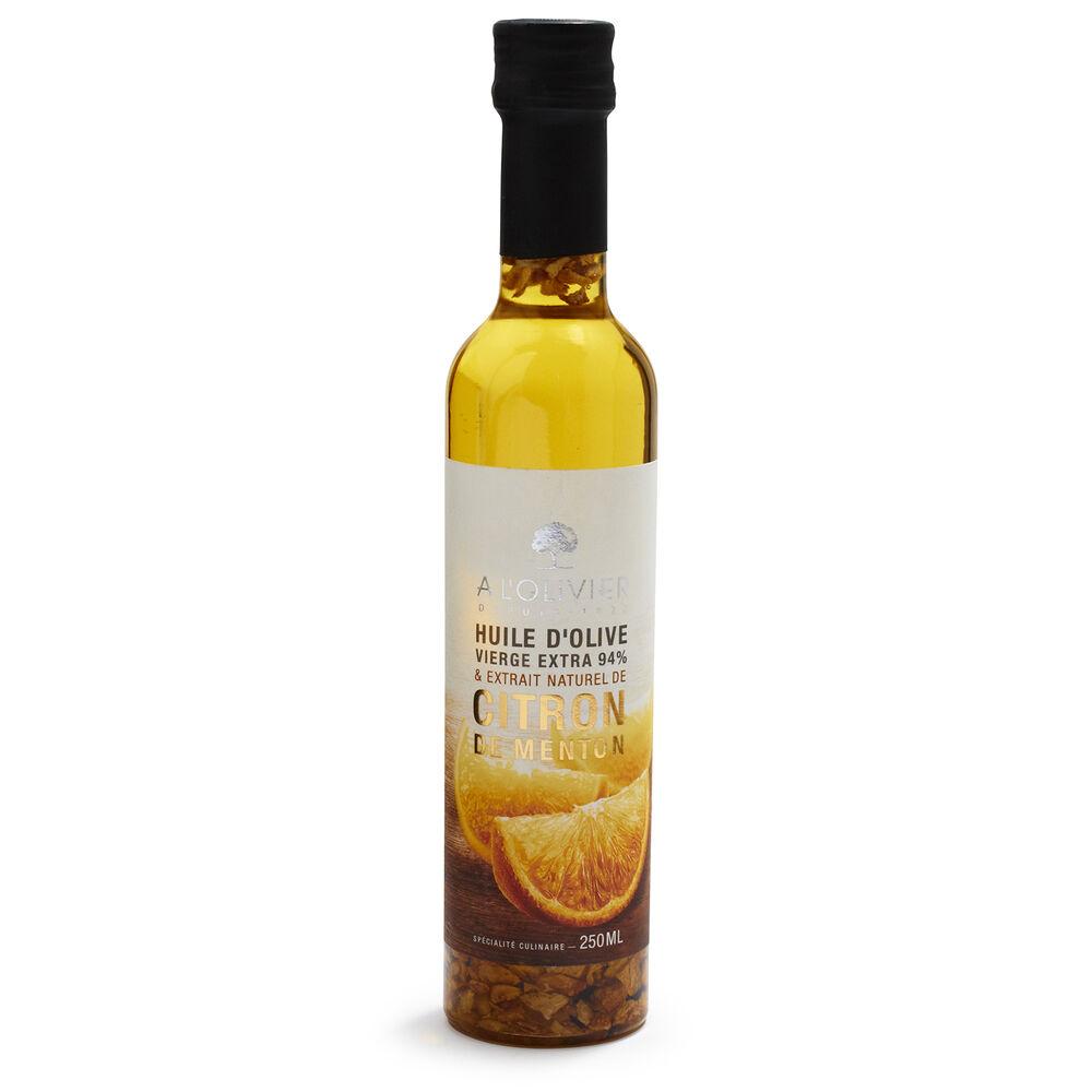 A L'Olivier Lemon Extra Virgin Olive Oil, 8.5 oz.