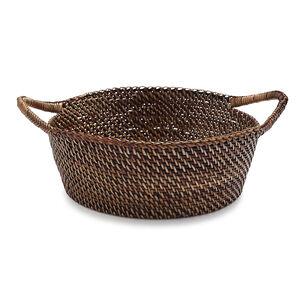 Nito Round Basket