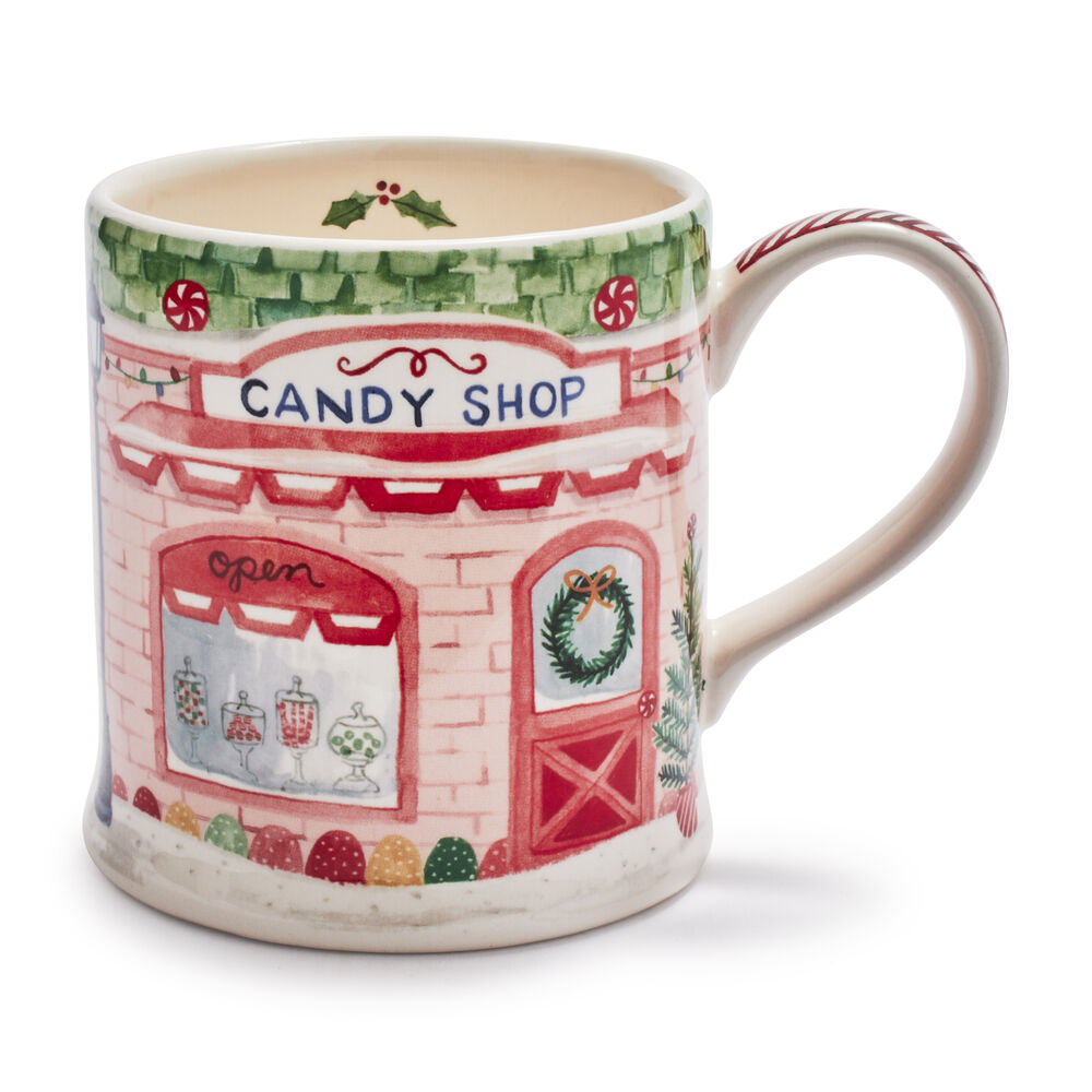 Holiday Candy Shop Mug