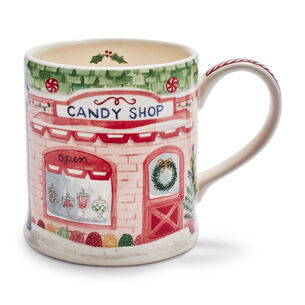 Holiday Candy Shop Mug