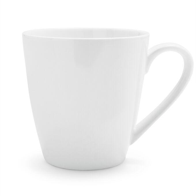 Porcelain Latte Mug