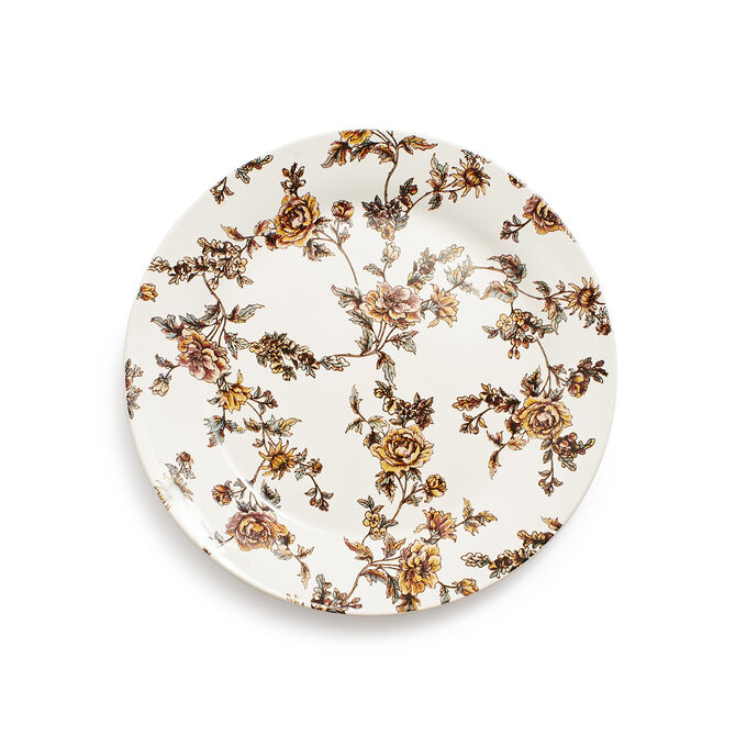 Chintz Salad Plate
