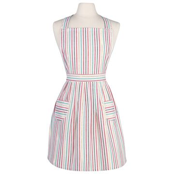 North Pole Stripe Apron