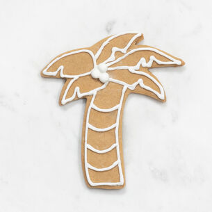 """Palm Tree Cookie Cutter, 4"""""""