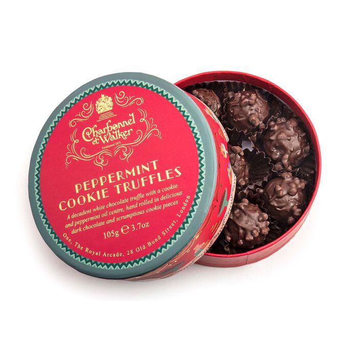 Charbonnel et Walker Peppermint Truffles