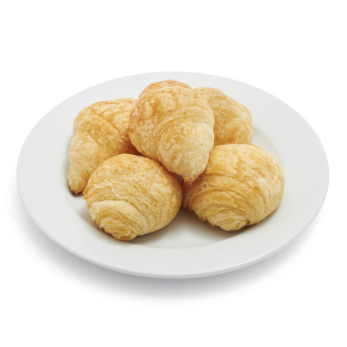 Gaston's Bakery Assorted Mini Croissants, Set of 30