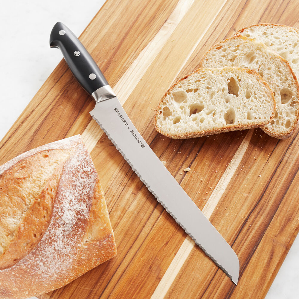 "Bob Kramer Essential Collection 10"" Bread Knife"
