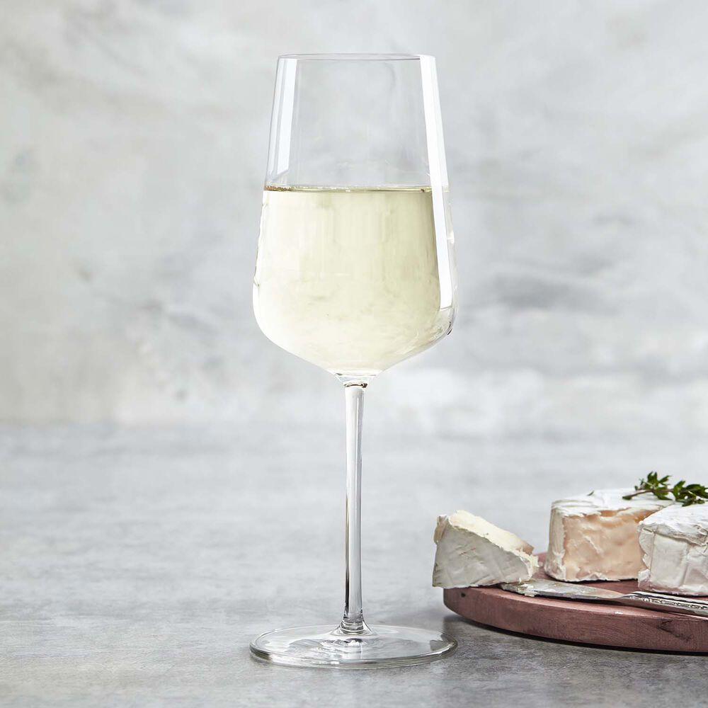 Schott Zwiesel Vervino Full White Wine Glasses, Set of 6