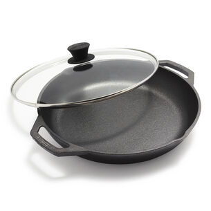 Lodge Chef Collection Everyday Pan, 12""