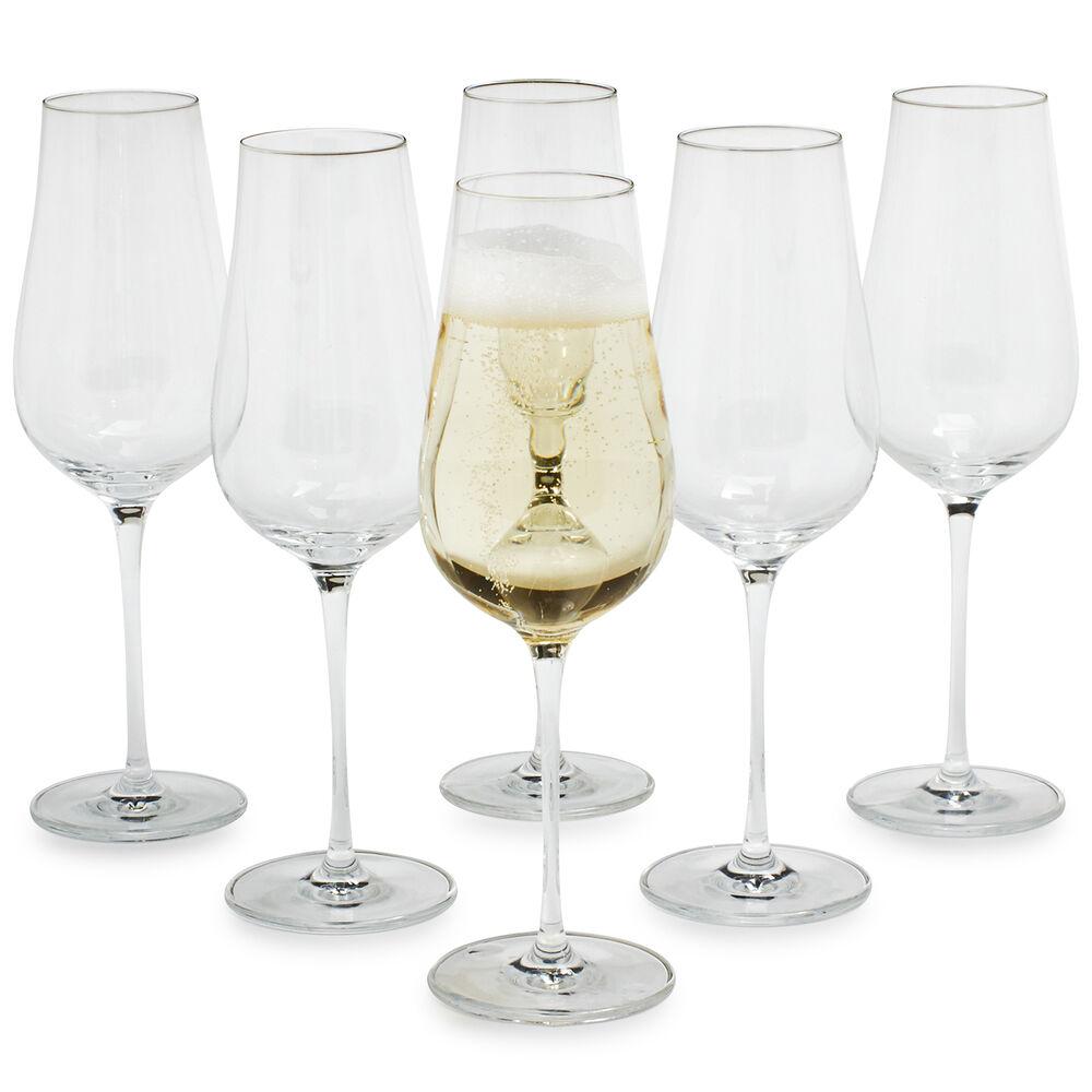 Schott Zwiesel Air Champagne Flutes