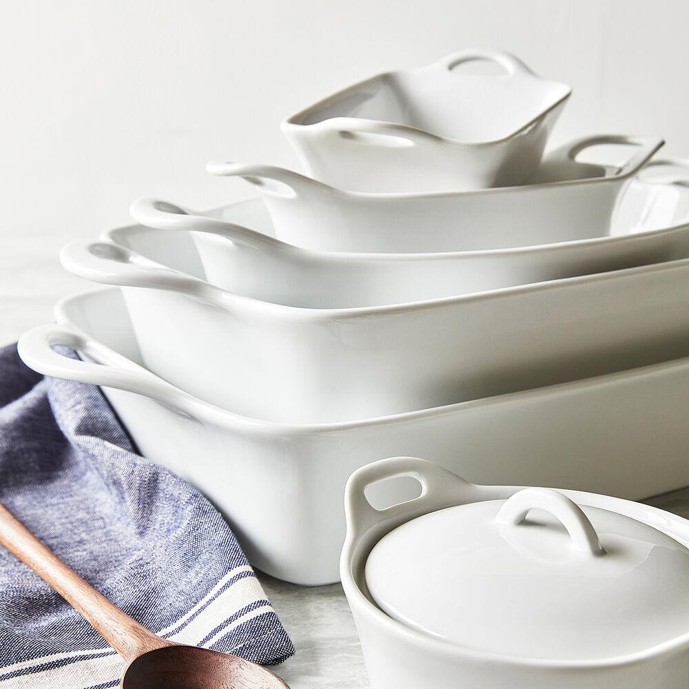 Rectangular Porcelain Baker