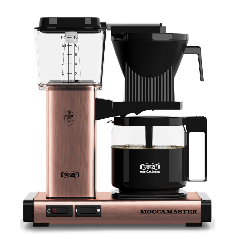 Technivorm  Moccamaster Coffee Maker with Glass Carafe