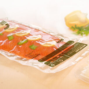 Oliso Vac-Snap Jumbo Resealable Bags, 8 Count