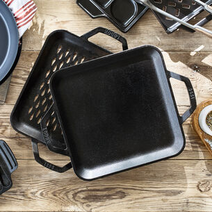 """Lodge Chef Collection Square Griddle, 11"""""""