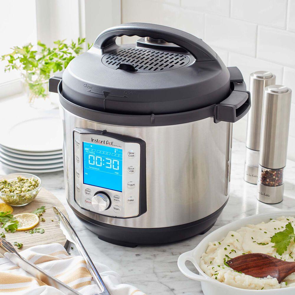Instant Pot Duo Evo Plus Pressure Cooker, 8 Qt.