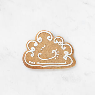 """Cloud Cookie Cutter, 3.75"""""""