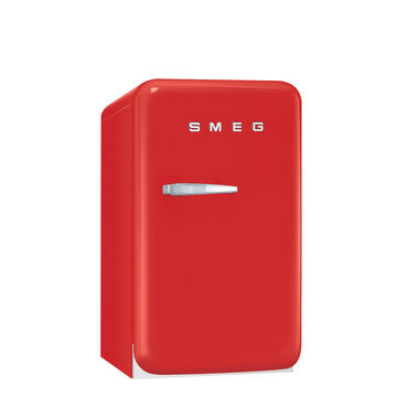 SMEG Mini Refrigerator, Right-Hand Hinge