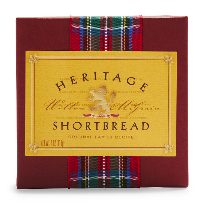 Heritage Shortbread, Pack of 8
