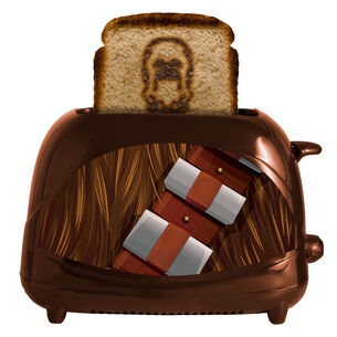 Star Wars™ Chewbacca™ Empire 2-Slice Toaster