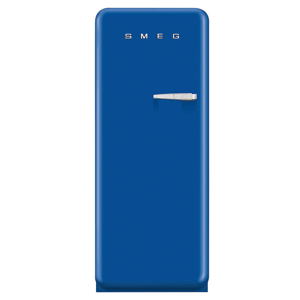 SMEG Single-Door Refrigerator with Freezer Compartment, Left-Hand Hinge