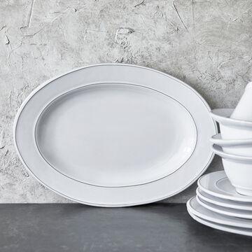 Noir Oval Platter