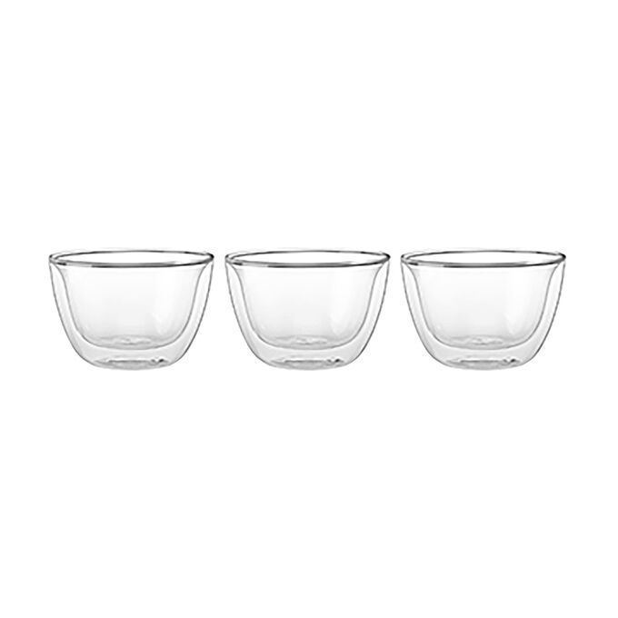 Zwilling J.A. Henckels Sorrento Double-Wall Tapas Bowls, Set of 3