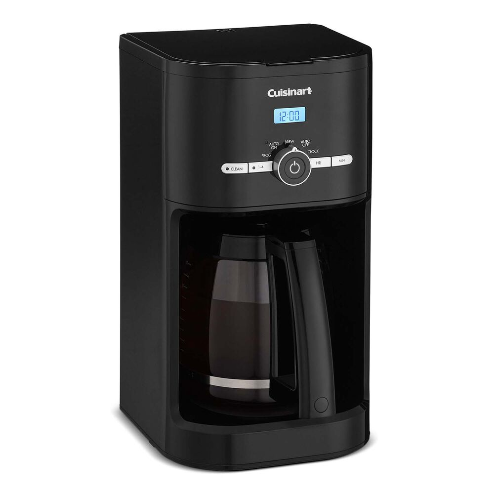 Cuisinart 12-Cup Classic Programmable Coffee Maker