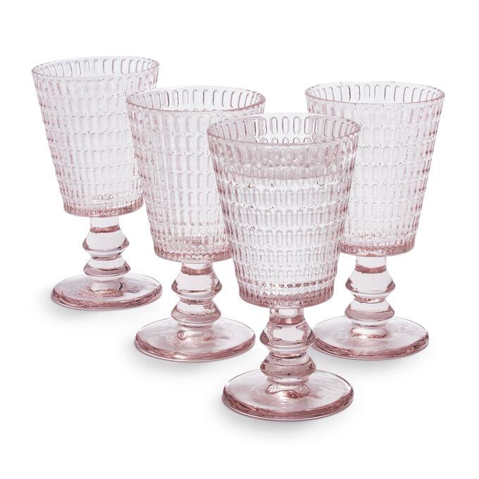 Sur La Table Beaded Glass Goblet Sur La Table