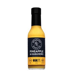 Pineapple & Habanero Hot Sauce