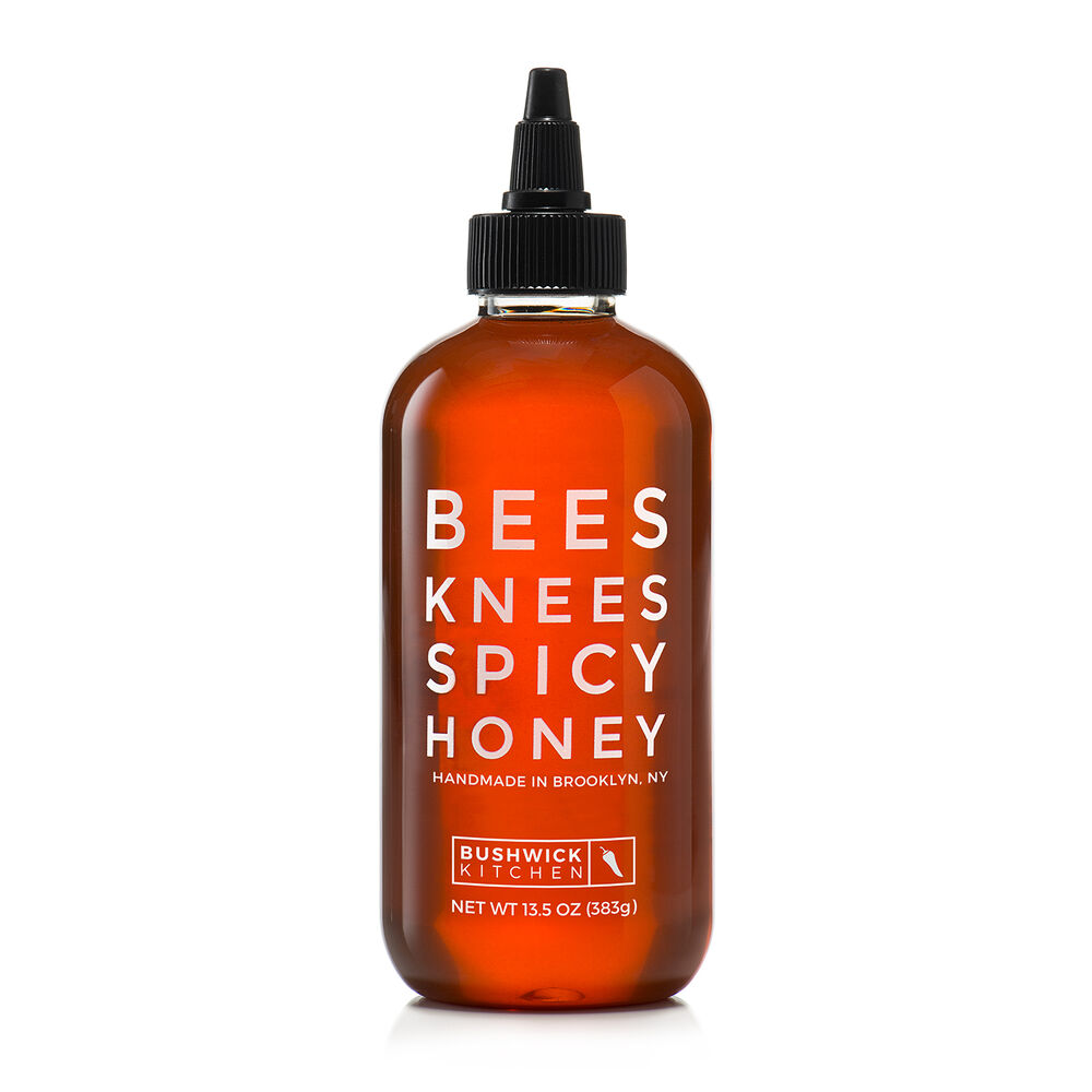 Bee's Knees Spicy Honey