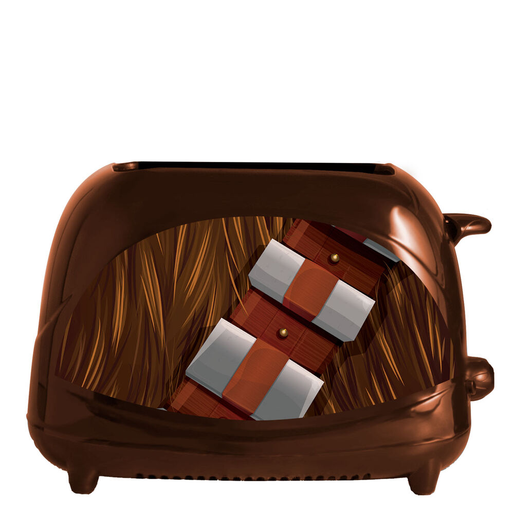 Star Wars™ Chewbacca™ Empire 2-Slice Toaster