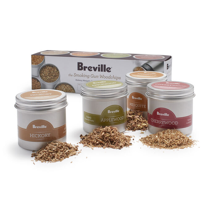 Breville Wood Chips for The Smoking Gun