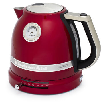 KitchenAid® Pro Line® Candy Apple Red Electric Kettle