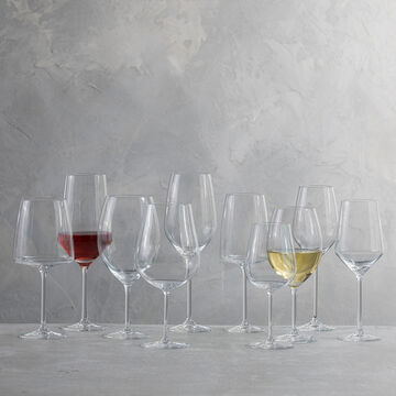 Schott Zwiesel Cru Full-Bodied Red Wine Glasses, Set of 8