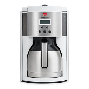 Melitta Aroma Enhance Coffee Maker with Thermal Carafe, 10 cup