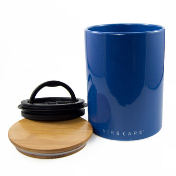 Airscape Ceramic Storage Canister, 64 oz.