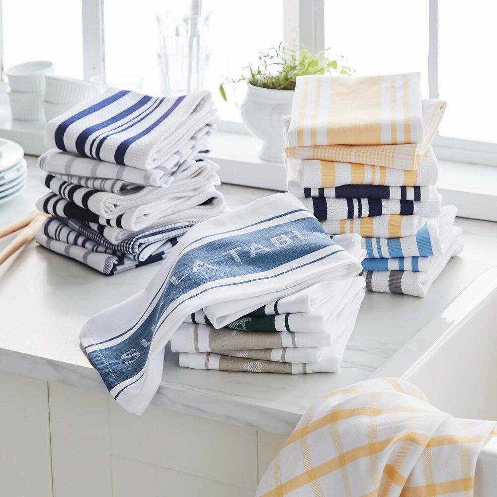 SLT Logo Kitchen Towels, Set of 4