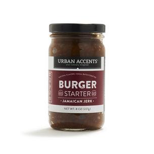 Urban Accents Jamaican Jerk Burger Starter