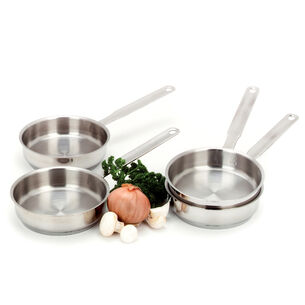 Demeyere RESTO Mini Skillets, Set of 4