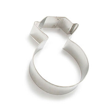 Diamond Ring Cookie Cutter, 3.75""