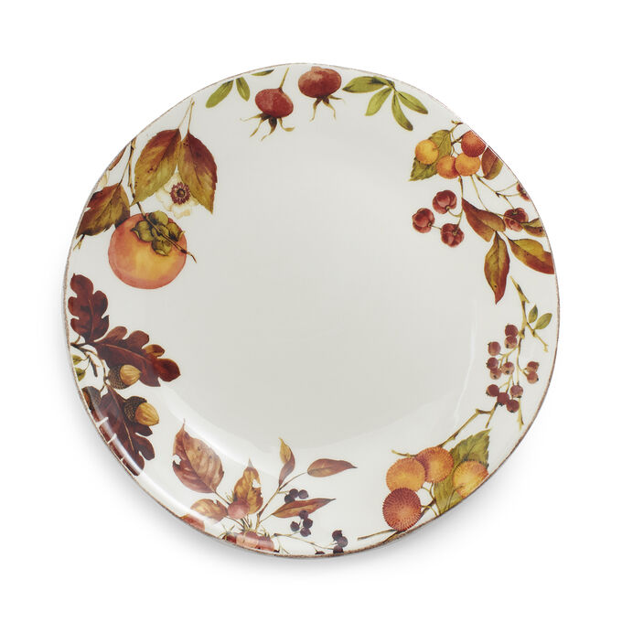 Foraged Salad Plate