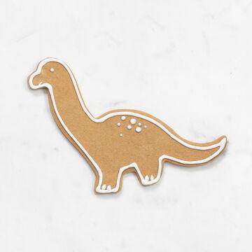 """Brontosaurus Cookie Cutter, 6"""""""