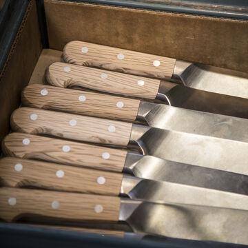 "Zwilling Pro Holm Oak Paring Knife, 4"""