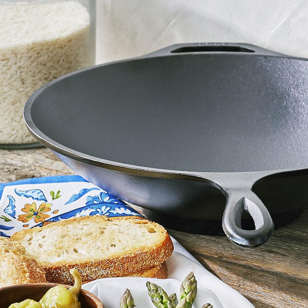 "Lodge Chef Collection Stir-Fry Pan, 12"""